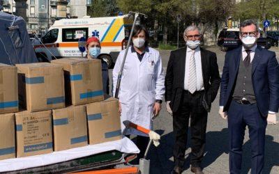 Lo Studio PBB è con l'Ospedale S.Spirito di Casale Monferrato nella lotta a COVID19